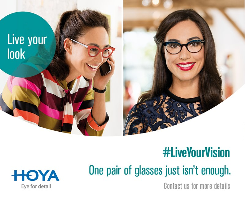 Buy 1 pair of Varifocal lenses and get another pair free. Please contact us for full details.